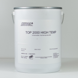Eni AUTOL TOP 2000 HIGH TEMP / 5 kg